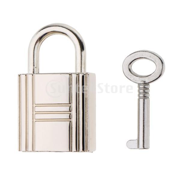 1つのキーの2つのかわいい保証旅行ロックのロックアウトのスーツケースの引出しの合金の南京錠