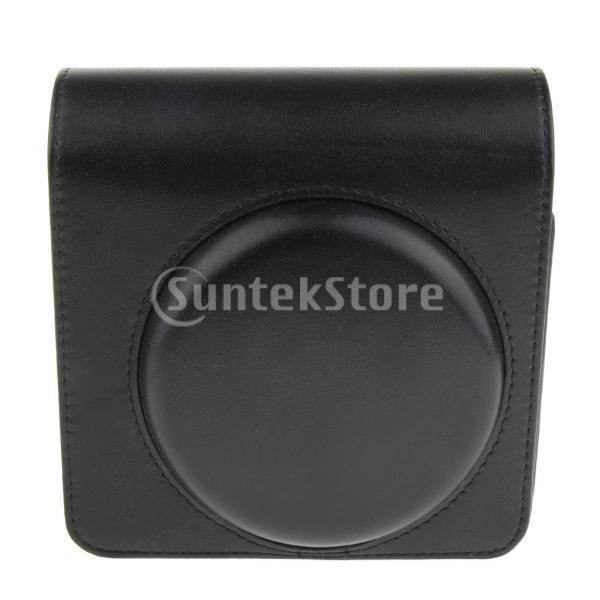 2パック保護ケースバッグ用fujifilm instax square sq6インスタントフィルムカメラ