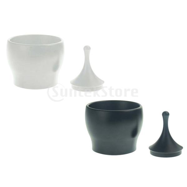醸造用ボウルコーヒー粉末用2色58 mmインテリジェント投与リング stk-shop 07