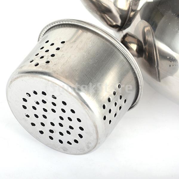 2ピースステンレス鋼ティーポットコーヒー軽量リムーバブル注入器ケトル|stk-shop|07