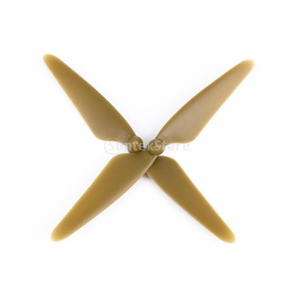 【ノーブランド 品】Hubsan H501S 用 プラスチック製 UAV プロペラ プロップ ブレード CW CCW 交換