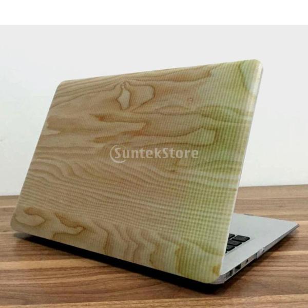 SONONIA  木目 ハードケース 保護カバー Macbook Pro Retina 13.3 inch対応 - #4