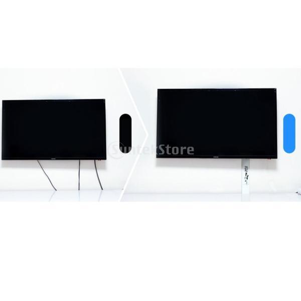 Lovoski コード管理システム  テレビ/コンピュータ/ホーム用 8種類選べる  - 5