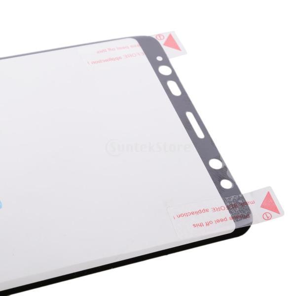保護フィルム  スクリーンプロテクター カバー クリア 高精細 高透過率 黒 Samsung Galaxy Note 8対応 stk-shop 06