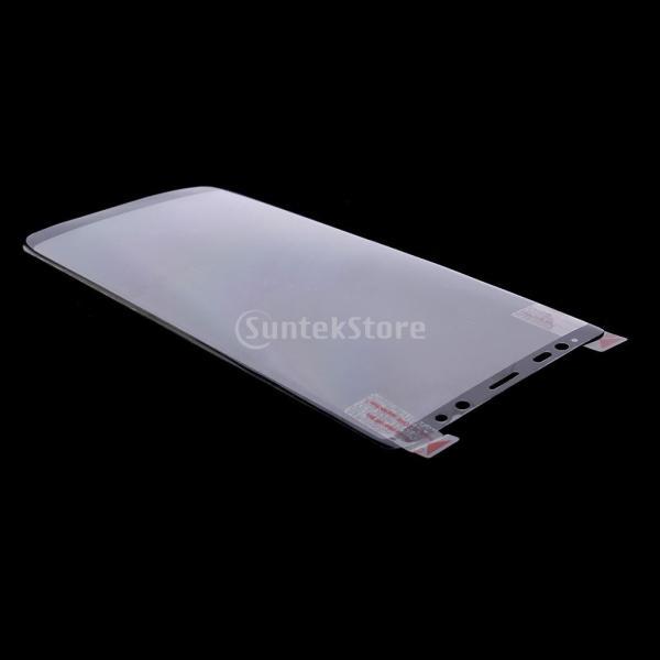 保護フィルム  スクリーンプロテクター カバー クリア 高精細 高透過率 黒 Samsung Galaxy Note 8対応 stk-shop 07