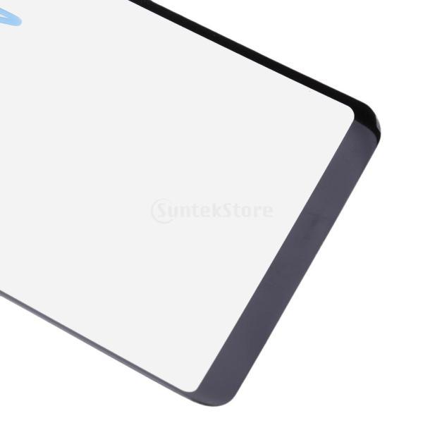 保護フィルム  スクリーンプロテクター カバー クリア 高精細 高透過率 黒 Samsung Galaxy Note 8対応 stk-shop 08