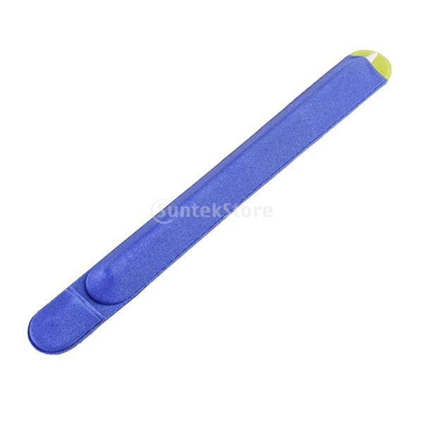 紛失・落下防止 カバー 保護 Apple Pencil用 互換性 便利収納 2色 ステッカー 弾性   - ブルー|stk-shop|09