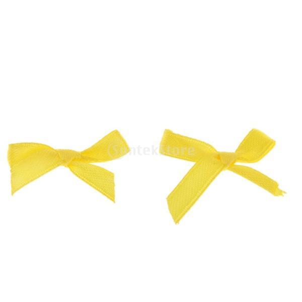ノーブランド品 ミニ 3cm リボン ボウタイ DIY 縫製 ギフト ボックス飾り stk-shop 06