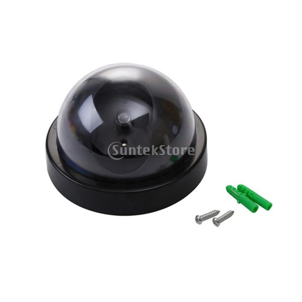ノーブランド品ダミー カメラ ハイ シミュレーション  CCTV モニター ランプ ドーム ウォッチャー ウォッチドッグ|stk-shop|02