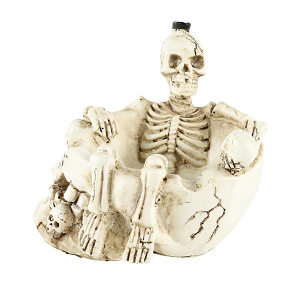 -brand 頭蓋骨 灰皿コンテナホームバーの装飾