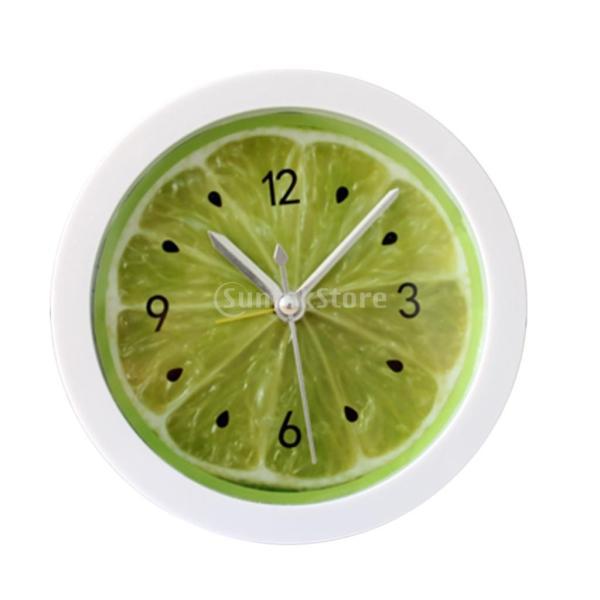 10タイプ選べる ヴィンテージ クラシック時計 ヴィンテージ目覚まし時計 快適 - ライム|stk-shop|02