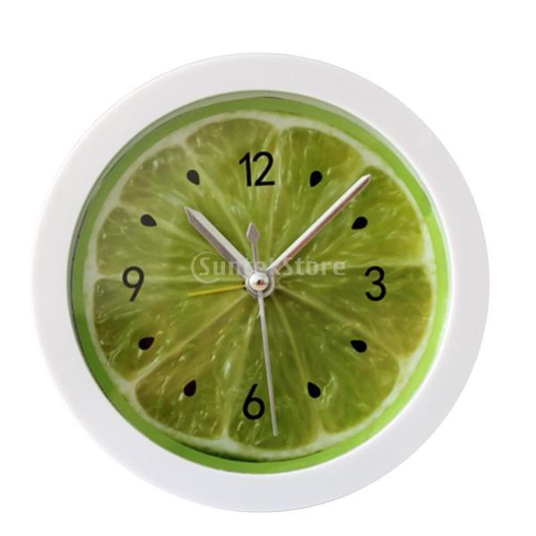 10タイプ選べる ヴィンテージ クラシック時計 ヴィンテージ目覚まし時計 快適 - ライム|stk-shop|03