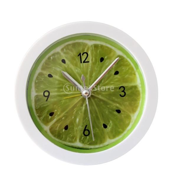 10タイプ選べる ヴィンテージ クラシック時計 ヴィンテージ目覚まし時計 快適 - ライム|stk-shop|04