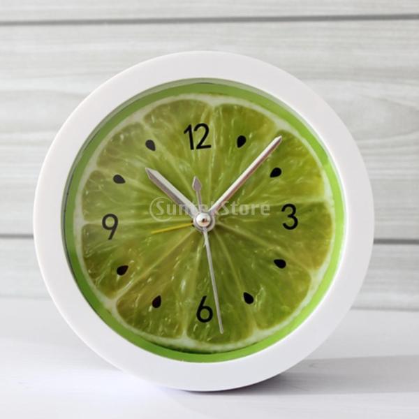10タイプ選べる ヴィンテージ クラシック時計 ヴィンテージ目覚まし時計 快適 - ライム|stk-shop|05