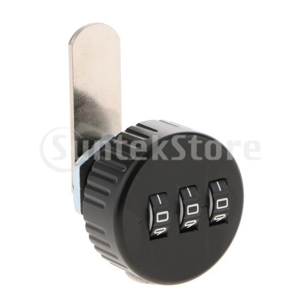 手荷物用メールボックス屋外用ブラック用パスワードロックキャビネットコンビネーションロック