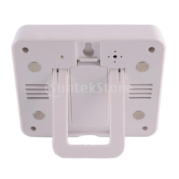 液晶デジタルキッチン調理タイマー付き目覚まし時計カウントアップタイマー stk-shop 06