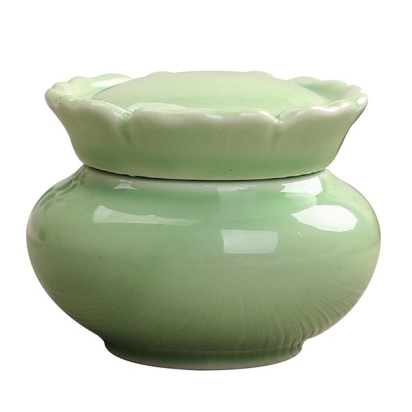 陶磁器の密封された貯蔵瓶の茶密封された茶食糧ナットの薬剤タンク