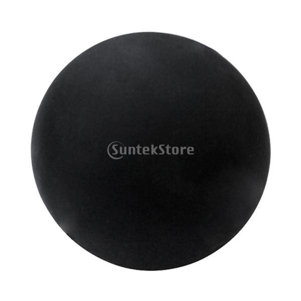 ノーブランド品 手のひら 足 腕 首 背中 足首 ラクロスマッサージボール ブラック stk-shop 11