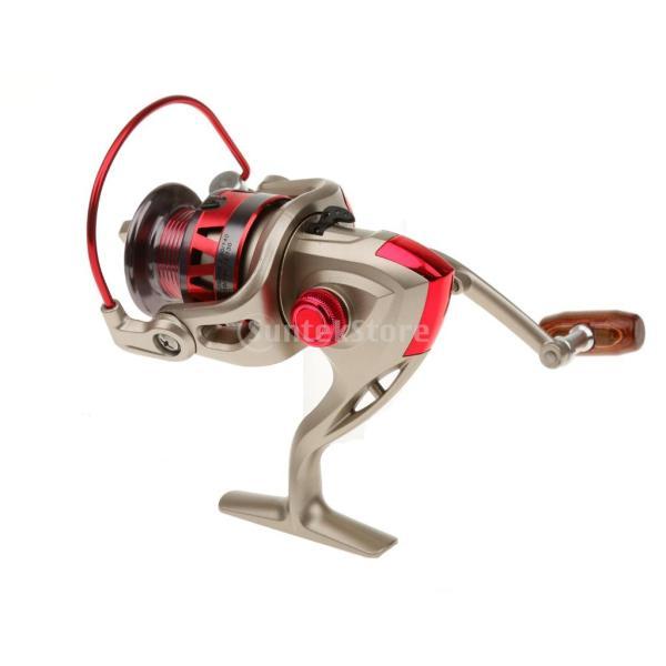 【ノーブランド 品】10BB 左/右利き 海水 淡水 釣り スピニング リール DF3000