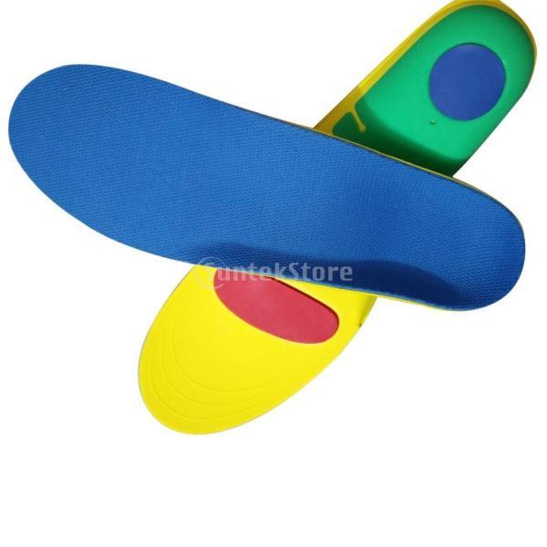アーチサポート足底筋膜炎フラットフィートのかかとの痛みのための矯正インソール - サイズL|stk-shop|04