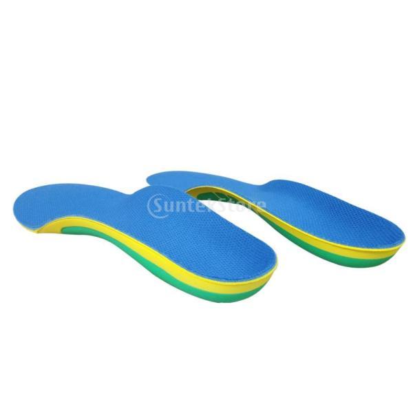 アーチサポート足底筋膜炎フラットフィートのかかとの痛みのための矯正インソール - サイズL|stk-shop|06
