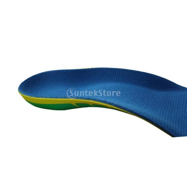 Lovoski アーチサポート 中足骨のサポート 足底筋膜炎 フラット フィート かかと 痛み 矯正 インソール