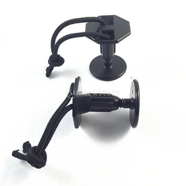 SONONIA プラスチック製 ボディーボード サーフボード サーフ リーシュ プラグ アタッチメント コード付き