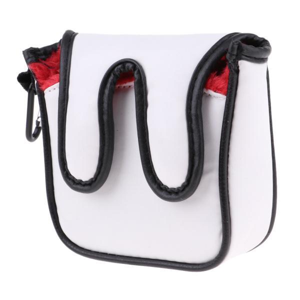 プレミアムスクエアゴルフマレットパターヘッドカバークラブプロテクターヘッドカバー|stk-shop|14
