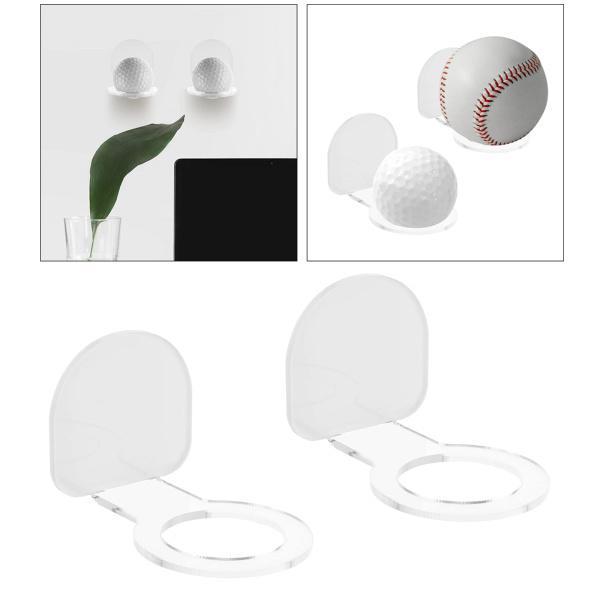 ディスプレイスタンドアクリル野球ボールサイン入りサイン入りホルダー透明
