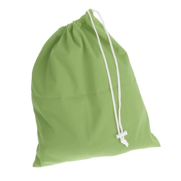 防水性のベビーおむつ袋再利用可能なタイの閉鎖おむつポーチバッグ緑