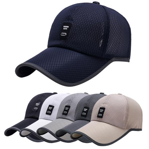 キャップ UVカット帽子 男女兼用 メンズレディース メッシュ帽子 通気性に強い スポーツ 旅行 ゴルフ サンハット 速乾 全6色 送料無料 stk-shop 05