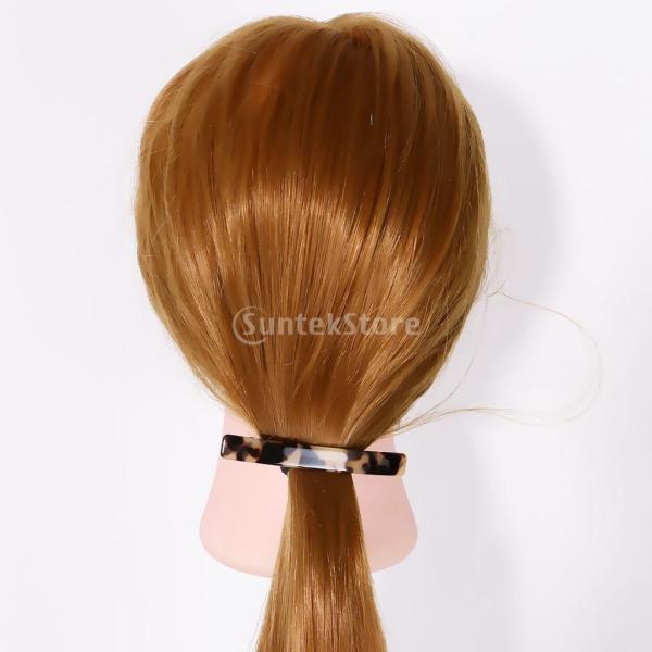 Lovoski ヘアクリップ ヘアピン ファッション 女性 髪飾り アクセサリー 全2種類 - タイプ2