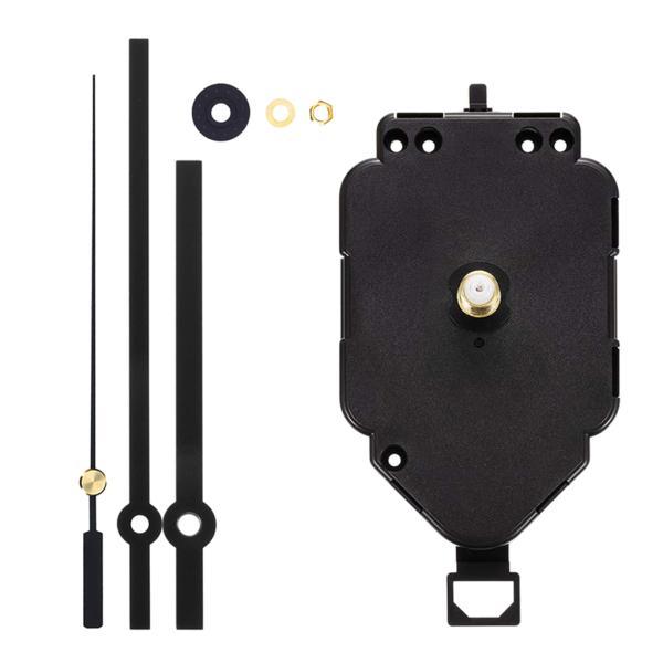 時計ムーブメント時計針交換HR9865+903DIYクォーツムーブメント壁掛け時計修理部品