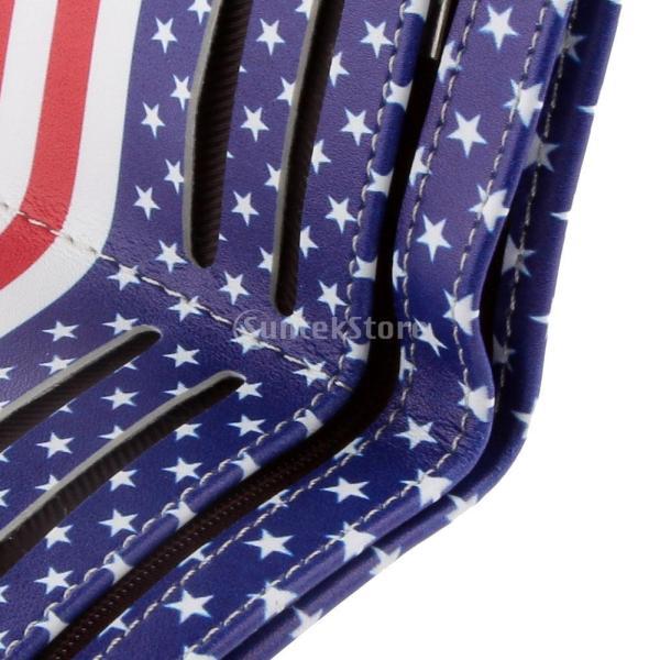 全10タイプ選ぶ ショート PUレザー ウォレット レディーカード 女性 財布 ハンドバッグ 高品質 - #3