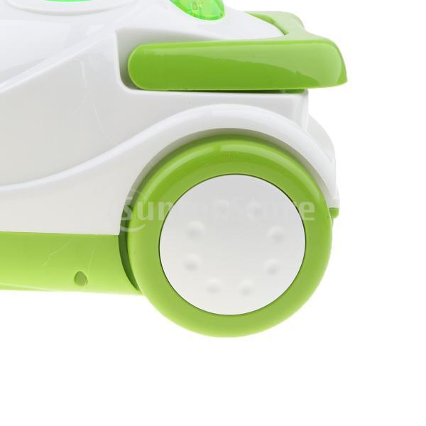 Perfeclan 全7カラー ままごと玩具 調理用品 ジューサー コーヒーマシン 洗濯機 家電おもちゃ 子ども ごっこ遊びセット - 掃除機