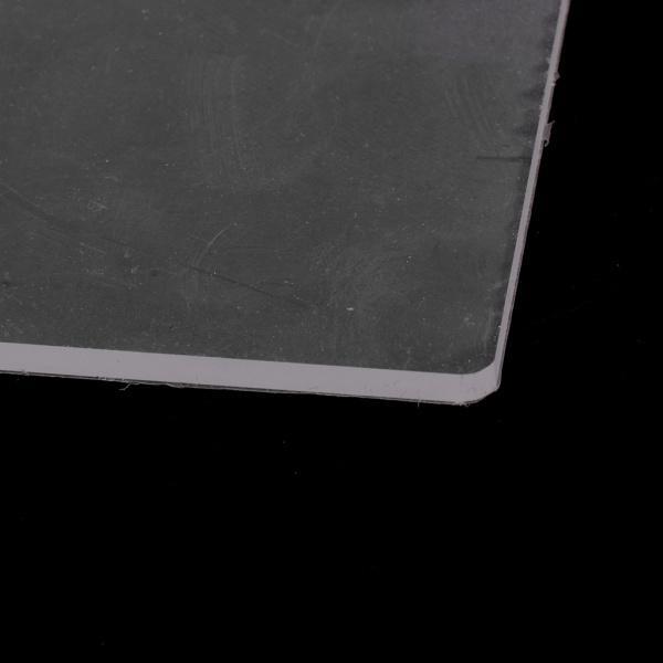 全2種選べ クリア 粘土陶器 耐久性 プレート 彫刻ツール アクリル素材製 プレッシャー DIYツール  - 10X10X0.4CM|stk-shop|04