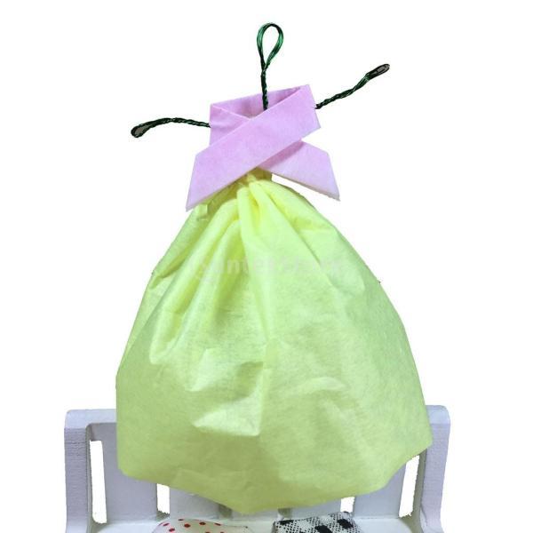 ペーパー フラワーラッピング紙 50x50cm 結婚式、ベビーシャワー、パーティー 飾り用 50x50cm 10枚入り 多色可選 - ワインレッド stk-shop 06