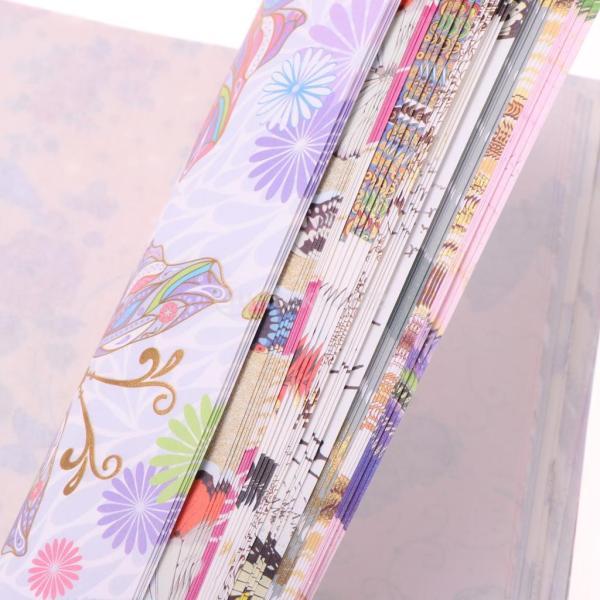 デコレーション スクラップブック 背景紙 写真アルバム プレゼント 全3サイズ 約50個入り - 17.3cm x 24.5cm|stk-shop|03