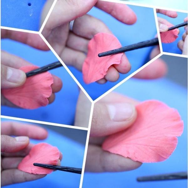 FLAMEER 粘土彫刻ツール 粘土細工ツール 粘土彫刻ツール 工作セット 彫像 彫塑 彫刻 約16個入り stk-shop 03