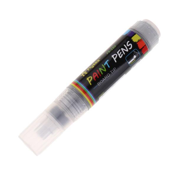 1ピース防水マーキングペン永久ペイントマーカータイヤアートクラフトシルバー