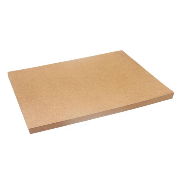 空白のDIY手書きA4 Ktaft紙メッセージカードグリーティングカード50個