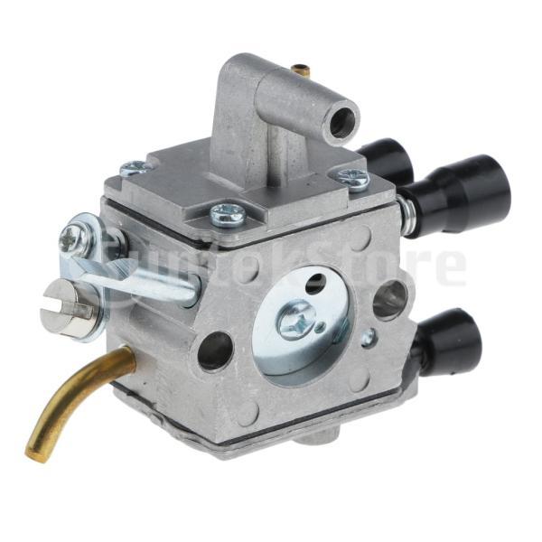 交換 キャブレター STIHL FS120 FS120R FS200 FS200R FS020 FS202 TS200 FS250 FS250R FS300 HT250 BT120 BT121用