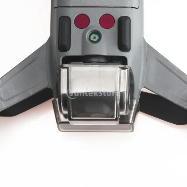 DJI Spark 用 カメラカバー 前面センサー スクリーン ジンバル キャップ 全3色 - グレー stk-shop 05
