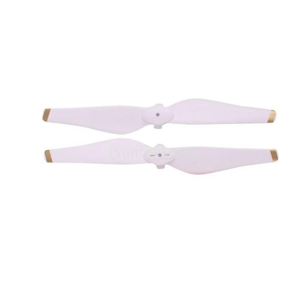 クイックリリース プロペラ エアスクリュー DJI Mavic Air用 多選択 - 白, 2ペア|stk-shop|02