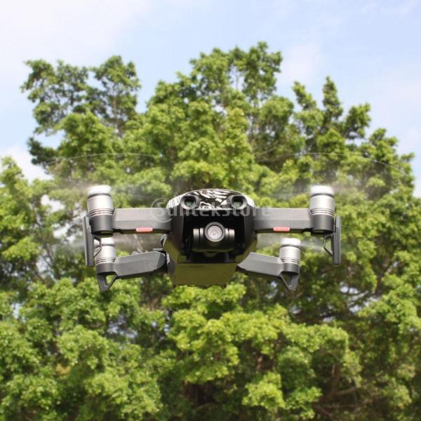 クイックリリース プロペラ エアスクリュー DJI Mavic Air用 多選択 - 白, 2ペア|stk-shop|11