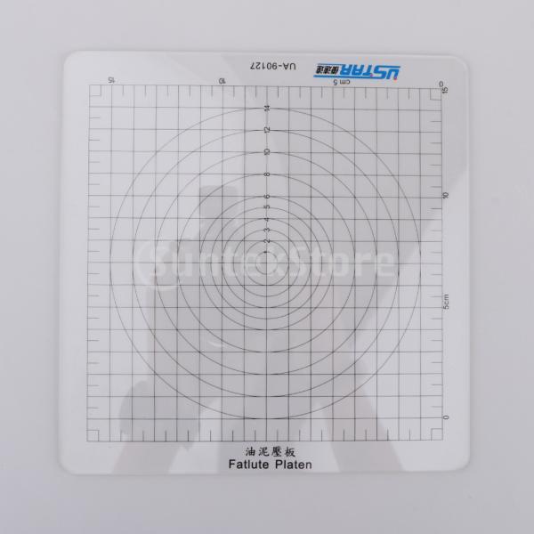 カッティングマット カッターマット クラフト モデル作成 キッチン用 ポリマークレイ 持ち運びに便利