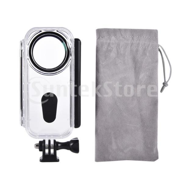 Insta360 One Xカメラ用防水ハウジングシェル保護ケース|stk-shop