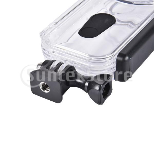Insta360 One Xカメラ用防水ハウジングシェル保護ケース|stk-shop|07