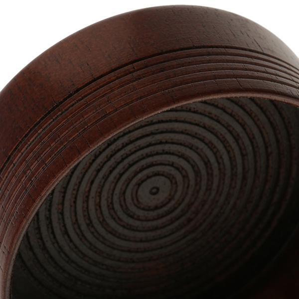 男性 シェービングマグ レトロ 木製 ひげ剃り ブラシ ソープ マグ カップ 実用品|stk-shop|06