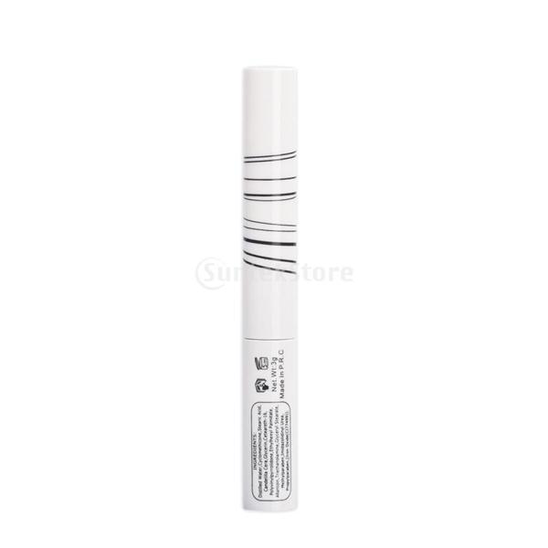 マスカラ濃密化粧用品エクステンション超長繊維カーリングラッシュ2.5mm 黒 stk-shop 08